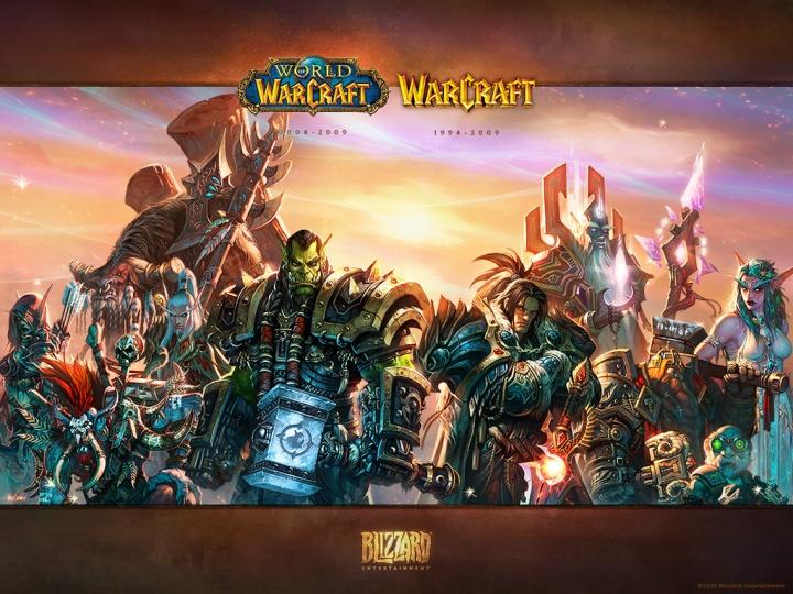 World of warcratf